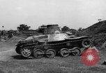 Image of Japanese tank testing India, 1944, second 11 stock footage video 65675041504