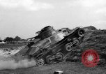 Image of Japanese tank testing India, 1944, second 13 stock footage video 65675041504