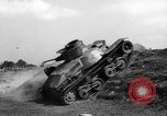Image of Japanese tank testing India, 1944, second 18 stock footage video 65675041504