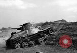 Image of Japanese tank testing India, 1944, second 20 stock footage video 65675041504