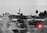 Image of Captured Japanese tank India, 1944, second 9 stock footage video 65675041506