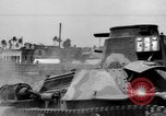 Image of Captured Japanese tank India, 1944, second 14 stock footage video 65675041506