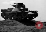 Image of Captured Japanese tank India, 1944, second 23 stock footage video 65675041506