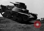 Image of Captured Japanese tank India, 1944, second 24 stock footage video 65675041506