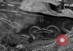 Image of Captured Japanese tank India, 1944, second 38 stock footage video 65675041506