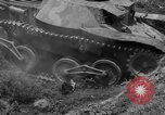 Image of Captured Japanese tank India, 1944, second 39 stock footage video 65675041506