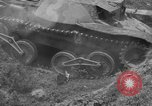 Image of Captured Japanese tank India, 1944, second 41 stock footage video 65675041506