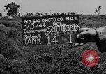 Image of Japanese tank crosses ditch India, 1944, second 2 stock footage video 65675041509