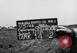 Image of Japanese tank crosses ditch India, 1944, second 31 stock footage video 65675041509