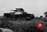 Image of Japanese tank crosses ditch India, 1944, second 37 stock footage video 65675041509