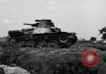Image of Japanese tank crosses ditch India, 1944, second 38 stock footage video 65675041509