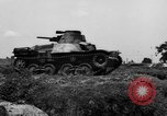 Image of Japanese tank crosses ditch India, 1944, second 39 stock footage video 65675041509