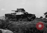 Image of Japanese tank crosses ditch India, 1944, second 44 stock footage video 65675041509