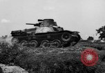 Image of Japanese tank crosses ditch India, 1944, second 45 stock footage video 65675041509