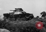 Image of Japanese tank crosses ditch India, 1944, second 46 stock footage video 65675041509