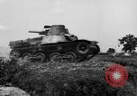 Image of Japanese tank crosses ditch India, 1944, second 47 stock footage video 65675041509