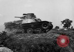 Image of Japanese tank crosses ditch India, 1944, second 48 stock footage video 65675041509