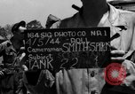 Image of Captured Japanese tank India, 1944, second 2 stock footage video 65675041511