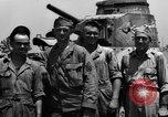 Image of Captured Japanese tank India, 1944, second 5 stock footage video 65675041511