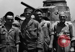 Image of Captured Japanese tank India, 1944, second 7 stock footage video 65675041511