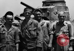 Image of Captured Japanese tank India, 1944, second 8 stock footage video 65675041511