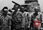 Image of Captured Japanese tank India, 1944, second 10 stock footage video 65675041511