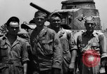Image of Captured Japanese tank India, 1944, second 11 stock footage video 65675041511