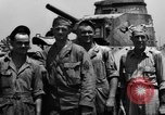 Image of Captured Japanese tank India, 1944, second 13 stock footage video 65675041511