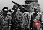 Image of Captured Japanese tank India, 1944, second 17 stock footage video 65675041511