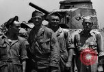 Image of Captured Japanese tank India, 1944, second 21 stock footage video 65675041511