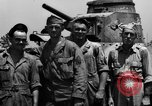 Image of Captured Japanese tank India, 1944, second 22 stock footage video 65675041511