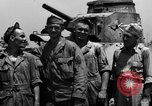Image of Captured Japanese tank India, 1944, second 25 stock footage video 65675041511