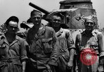 Image of Captured Japanese tank India, 1944, second 29 stock footage video 65675041511
