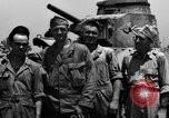Image of Captured Japanese tank India, 1944, second 30 stock footage video 65675041511