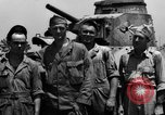 Image of Captured Japanese tank India, 1944, second 31 stock footage video 65675041511