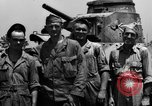 Image of Captured Japanese tank India, 1944, second 32 stock footage video 65675041511