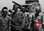 Image of Captured Japanese tank India, 1944, second 33 stock footage video 65675041511