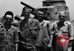 Image of Captured Japanese tank India, 1944, second 34 stock footage video 65675041511