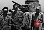 Image of Captured Japanese tank India, 1944, second 35 stock footage video 65675041511