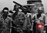 Image of Captured Japanese tank India, 1944, second 36 stock footage video 65675041511