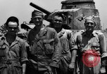 Image of Captured Japanese tank India, 1944, second 37 stock footage video 65675041511