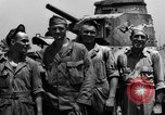 Image of Captured Japanese tank India, 1944, second 38 stock footage video 65675041511