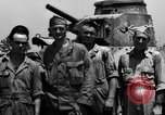 Image of Captured Japanese tank India, 1944, second 40 stock footage video 65675041511
