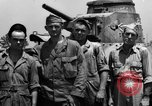 Image of Captured Japanese tank India, 1944, second 42 stock footage video 65675041511