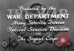 Image of tank destroyers United States USA, 1943, second 21 stock footage video 65675041516