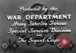 Image of tank destroyers United States USA, 1943, second 25 stock footage video 65675041516