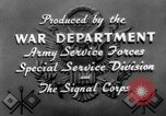 Image of tank destroyers United States USA, 1943, second 26 stock footage video 65675041516