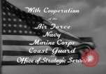 Image of tank destroyers United States USA, 1943, second 34 stock footage video 65675041516