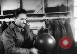 Image of Detroit factory workers Camp Atterbury Indiana USA, 1943, second 42 stock footage video 65675041518