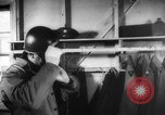 Image of Detroit factory workers Camp Atterbury Indiana USA, 1943, second 43 stock footage video 65675041518
